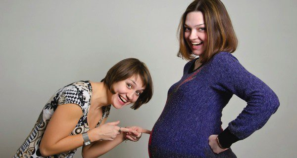 ¿Cómo convertirme en madre lesbiana?