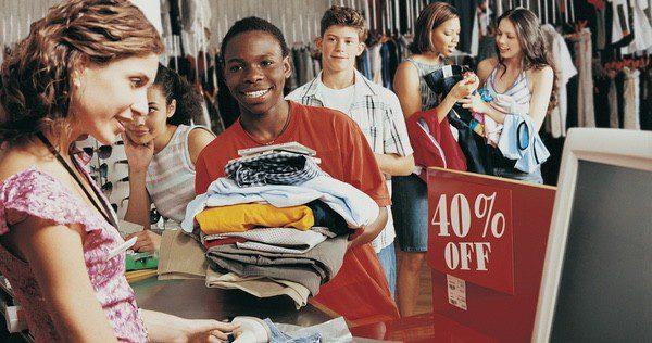 La compra puede transformarse en una tendencia compulsiva