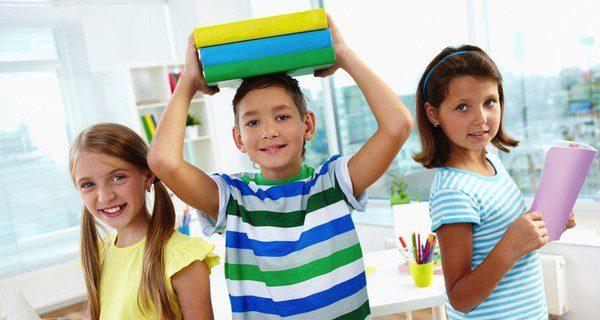 Tus hijos podrán relacionarse con niños de su edad