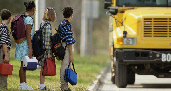 Con el servicio escolar compartirá espacio con otros niños del mismo centro