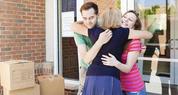 Trasladarte a otra ciudad supone la ruptura del vínculo que tenías con familia y amigos