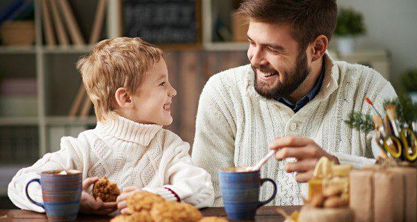 Desayunar junto a ellos puede convertir este momento del día en algo positivo y motivador