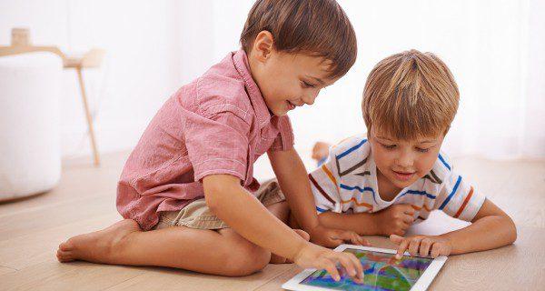 Existen tablets exclusivas para niños de diferentes edades
