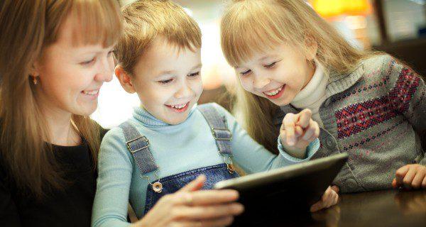 Es bueno que el niño vea que la tablet es un espacio de juego y aprendizaje responsable