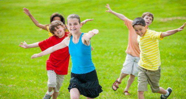 El calcio y la vitamina D ayudarán a que nuestros hijos crezcan fuertes