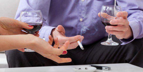 El alcohol, el tabaco o una nutrición insuficiente pueden casusar infertilidad