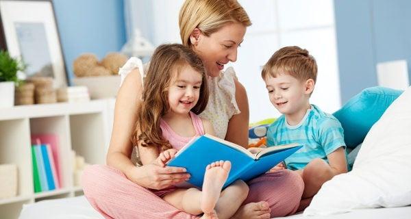 Con los cuentos podemos enseñar a los niños a ser mejores personas
