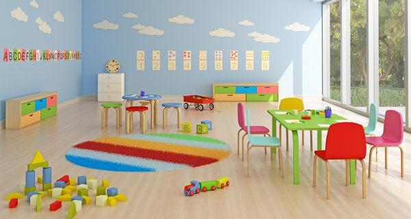 Resulta útil conocer espacio físico donde van a estar los niños