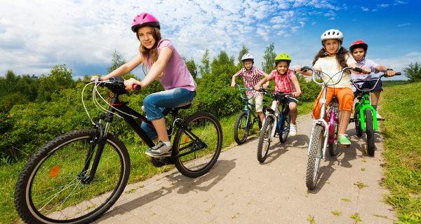 Hay mcuhas actividades disponisbles según la edad de nuestros hijos