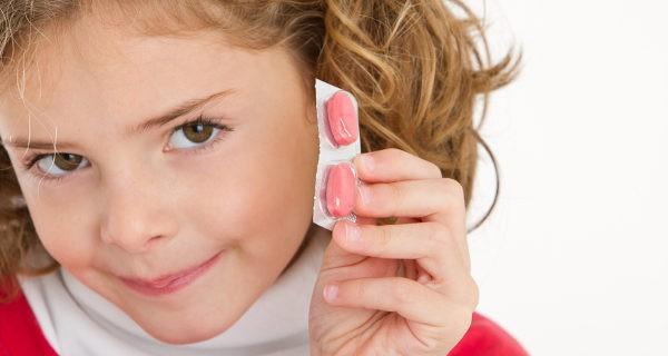No debemos alterar la dosis indicada para los niños, está ajustada a su edad y peso