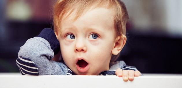 Las primeras palabras se dan entre los 12 y 18 meses