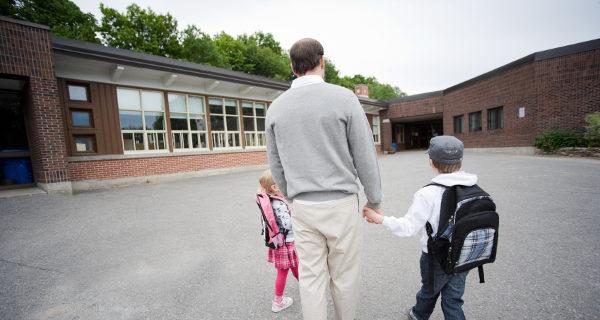 El cambio a un nuevo colegio será duro, pero podemos pedir colaboración de los profesores