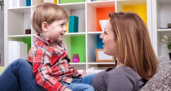 Debemos transmitir al niño siempre entusiasmo por el cambio, no que nos vea también tristes