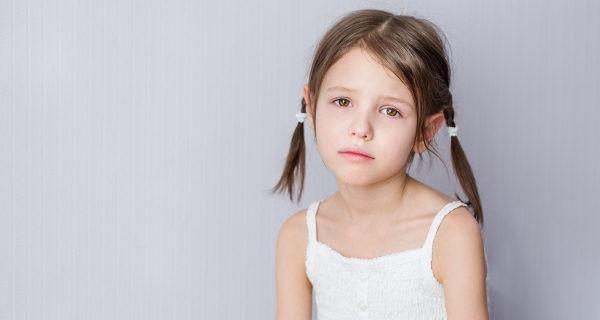 Lo que debemos hacer ante un problema de depresión es llevar al niño al psicólogo