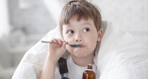 La codeína puede provocar intoxicaciones en niños