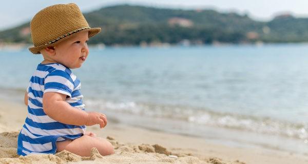 Tendremos especial cuidad con los bebés porque no regulan la temperatura de la misma manera que nosotros