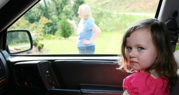 Nunca dejaremos a nuestros hijos esperando en el coche cuando haga calor
