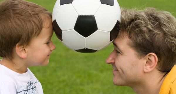 Como padres, no debermos presionales para que ganen, sino animarles para que se diviertan
