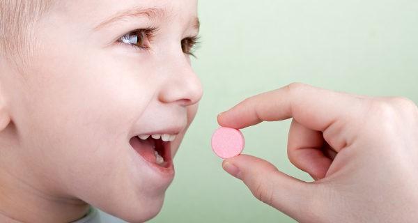Los niños no suelen tener problemas para absorver las vitaminas y nuetrientes
