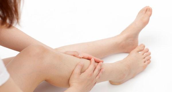 Alivio de las piernas cansadas en el embarazo