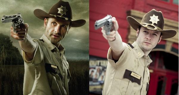 Disfraz de Rick Grimes The Walking Dead