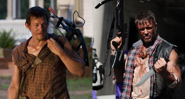 Disfraz de Daryl Dixon The Walking Dead