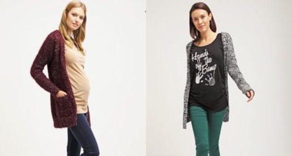 Jeans premamá de Zalando