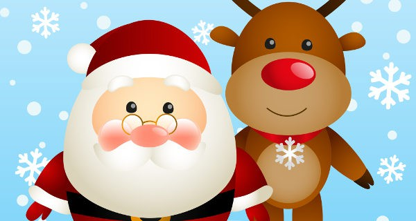 Rudoplh y Santa Claus
