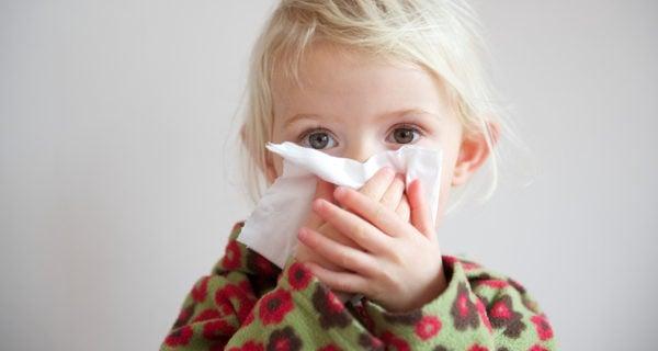 enfermedades comunes bebes