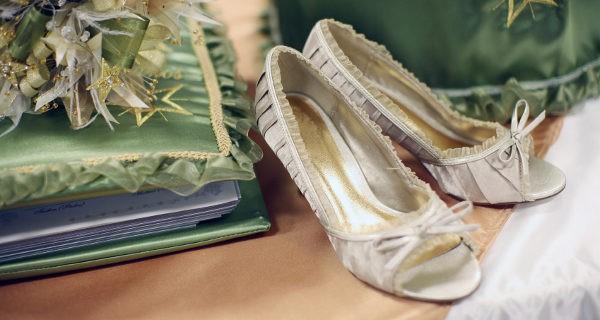 zapatos de quinecañera
