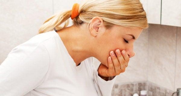 En embarazada pecho dolor el mujer