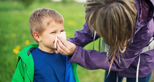 Es fácil confundir algunas alergias con procesos catarrales