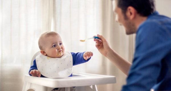 Dieta de comida de bebe