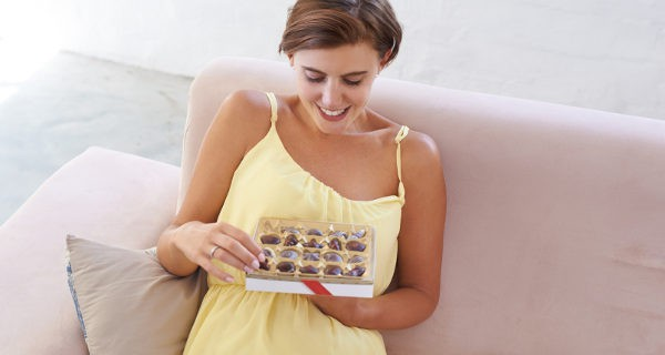 Es común que las embarazadas tengan caprichos de comida, los conocidos antojos