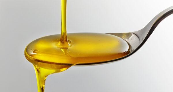 chucharada de aceite de oliva