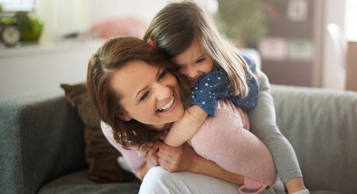 Para una madre el amor incondicional de sus hijos es lo mejor que tiene en su vida