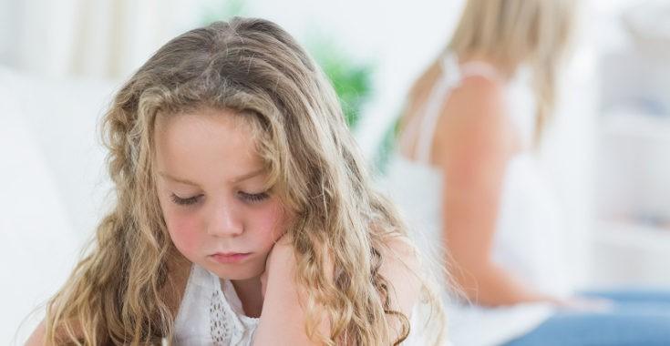 El niño con Síndrome de Alienación Parental muestra poco interés por ver al progenitor alienado