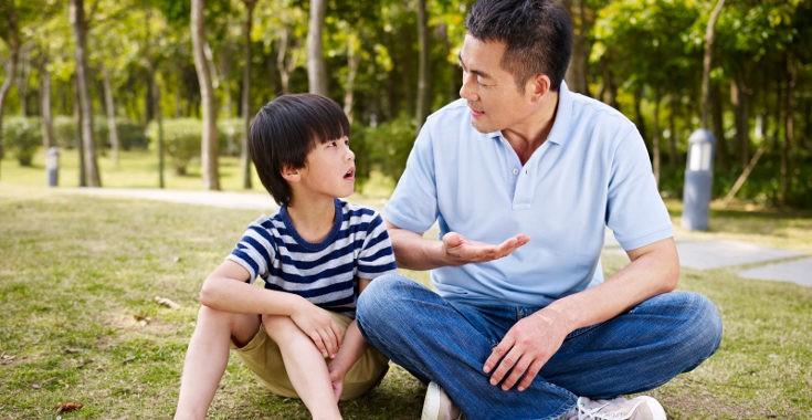 Debemos poner y explicar los límites con empatía para que nuestros hijos los entiendan y se sientan respetados