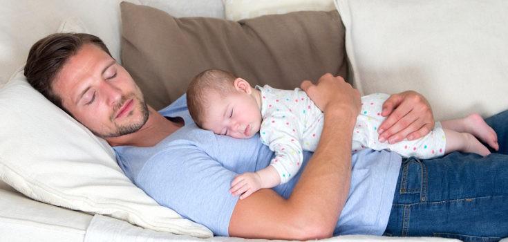 ¿Sabías que la risa ayuda a los niños a dormir mejor?