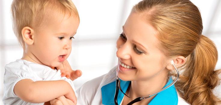 La bronquitis es común en niños menores de 2 años