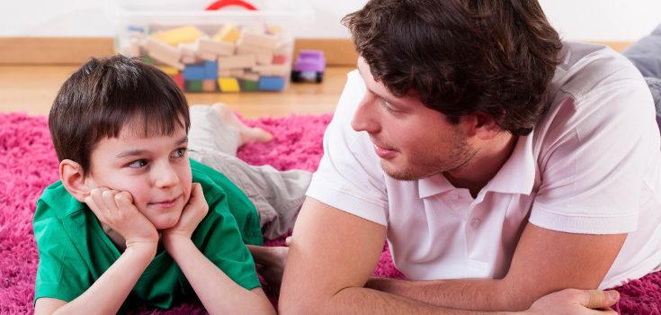 Que el niño conozca las consecuencias naturales de su conducta es más efectivo que castigarles