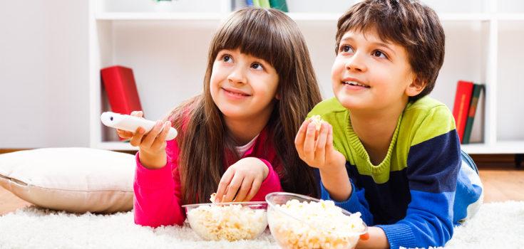 El exceso de televisión no es bueno para la memoria de los niños