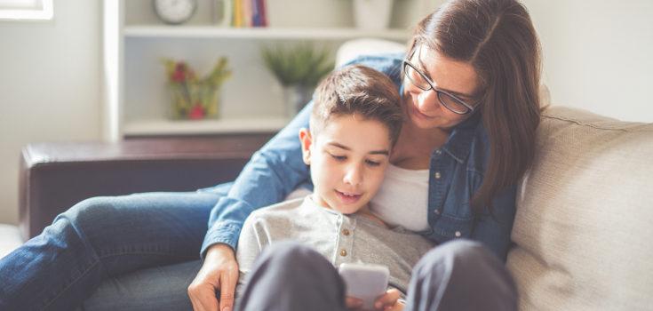 Dedica tiempo a tus hijos y muestra interés por lo que hacen