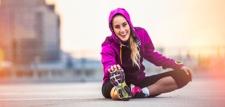 El ejercicio físico regular nos ayudará a aumentar las probabilidades de embarazo