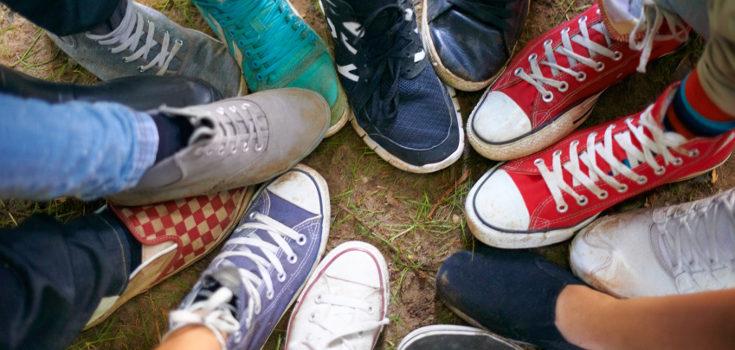 Con la ropa los adolescentes intentan encontrar y enseñar si identidad