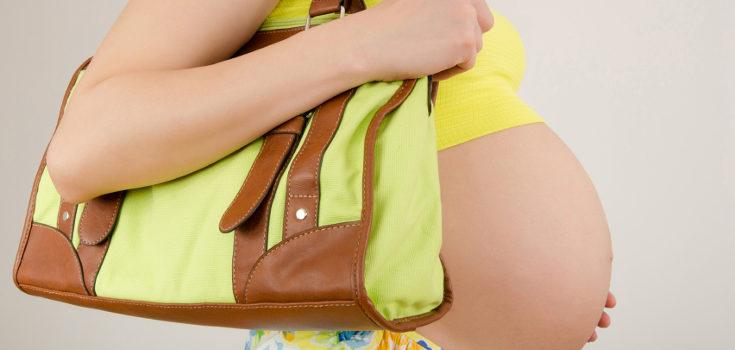 Deberíamos preparar pronto la bolsa con todo lo necesario por si tenemos un parto prematuro