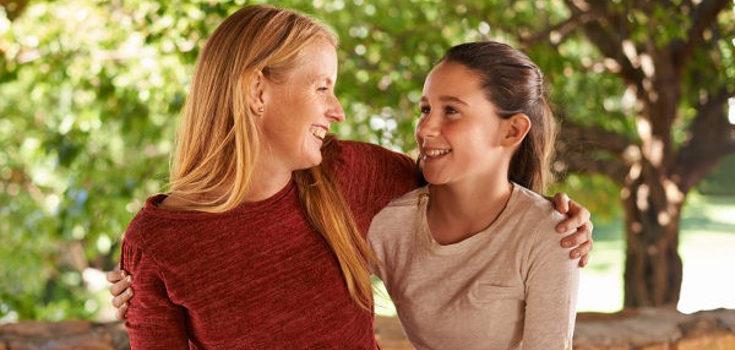 Si les hablamos con naturalidad de pequeños, no será tan incómodo hablar de sexo en la adolescencia