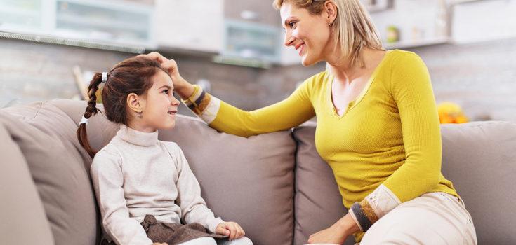 Los niños deben aprender a controlar las emociones fuertes y a expresar verbalmente lo que sienten y opinan