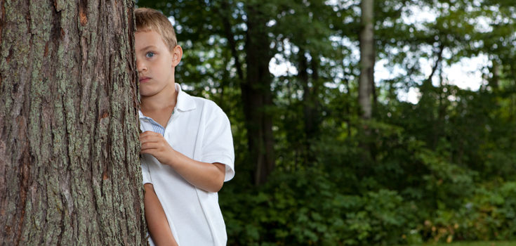 Los niños tímidos pueden cambiar, pero no deberíamos querer modificar la introversión de una persona