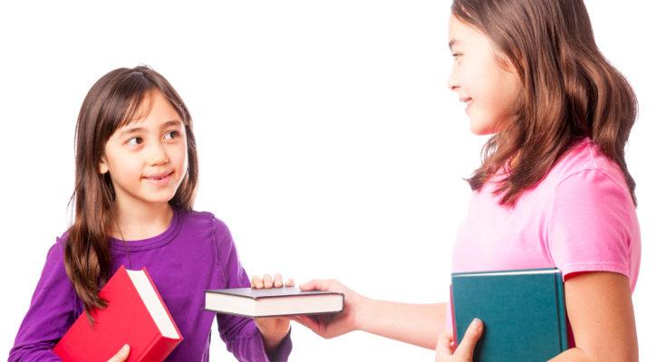 Podemos intercambiar los libros de texto para tener los del siguiente curso